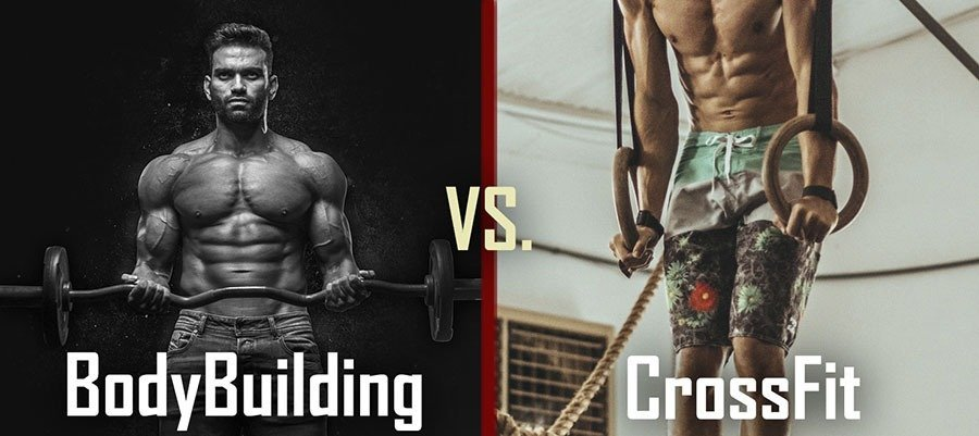 CrossFit versus Bodybuilding – The differences.