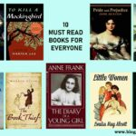 10 Must-Read Books For Everyone (4th book is way ahead of its time)