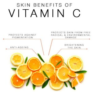 vitamin c rich food - fruits and vegatables