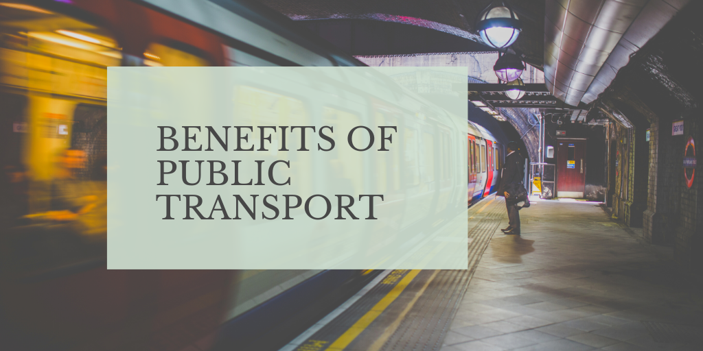 Why Use Public Transport over Private Vehicles?