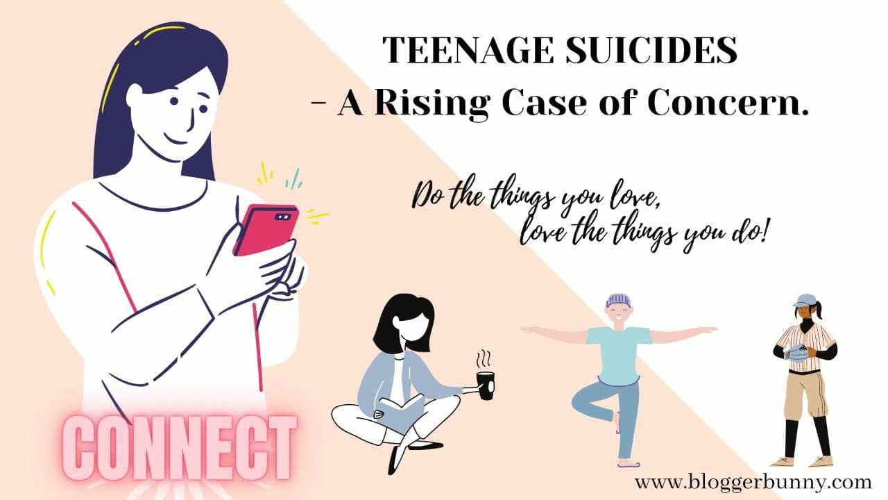 Teen Suicide – A Rising Case of Concern