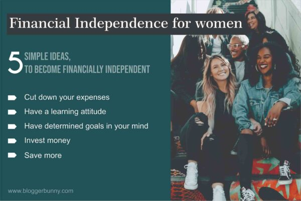 Financial Independence for Women - Why Is It Important