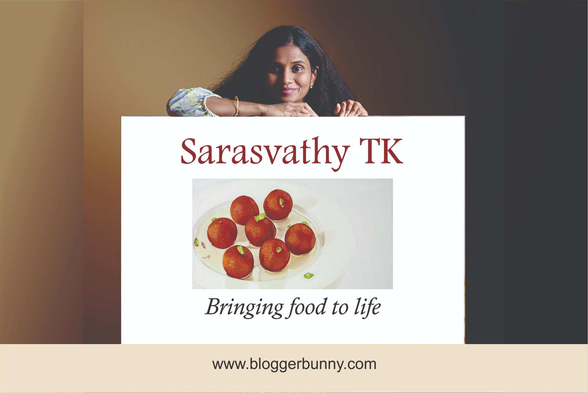 Sarasvathy TK: Bringing Food To Life