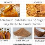 5 Natural Substitutes of Sugar (say Hello to sweet-tooth)-compressed