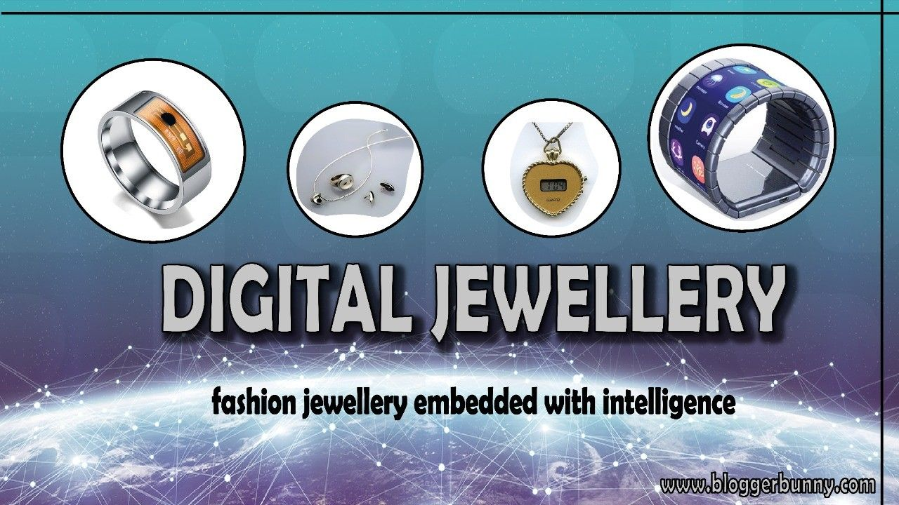 Digital Jewellery – What is Digital Jewellery?