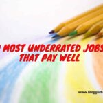 10 most underrated jobs that pay well