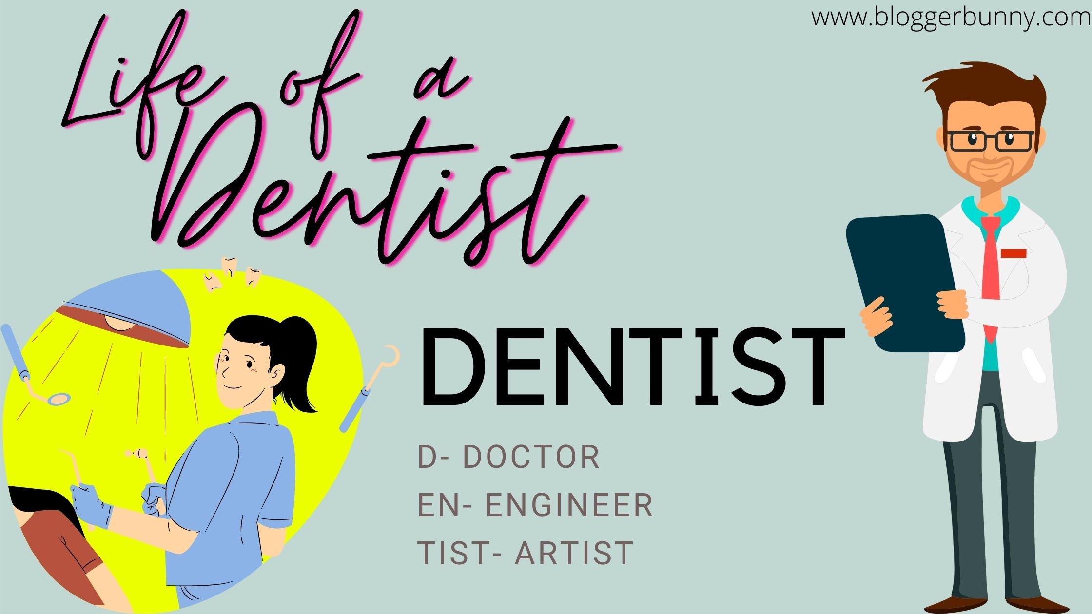 Life Of A Dentist (written by A Dentist)