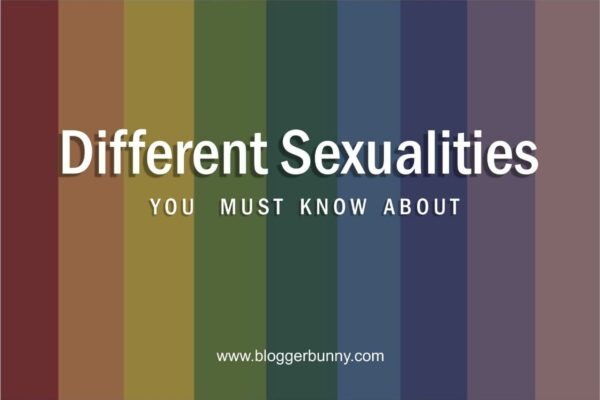 different sexualities you must know about