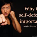why is self defence important