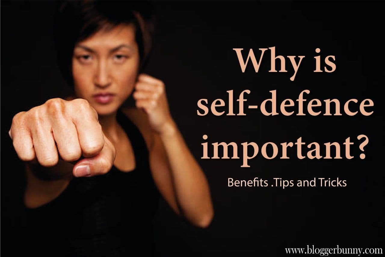 Why Is Self-Defence Important?