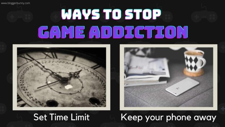 Ways to stop addiction