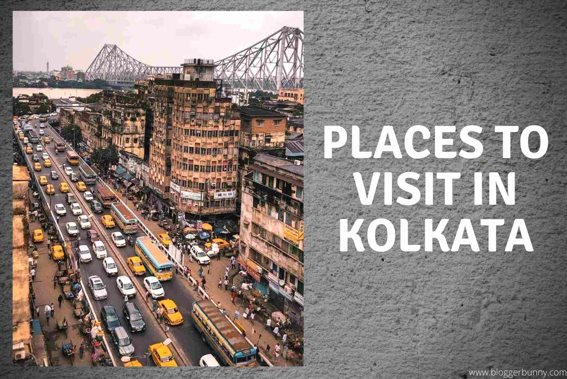 6 BEST PLACES TO VISIT IN KOLKATA