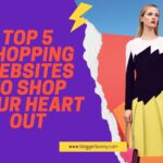 Top 5 shopping website blog's feature image