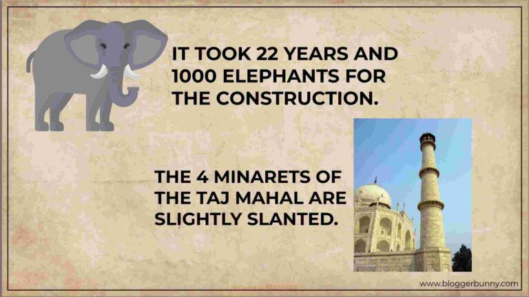 secrets about taj mahal