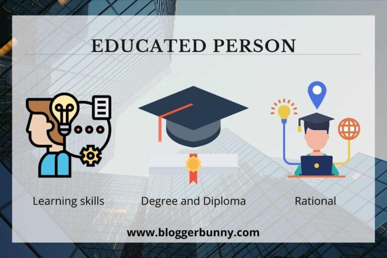 educated person