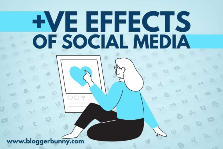 positive effect of social media for a business