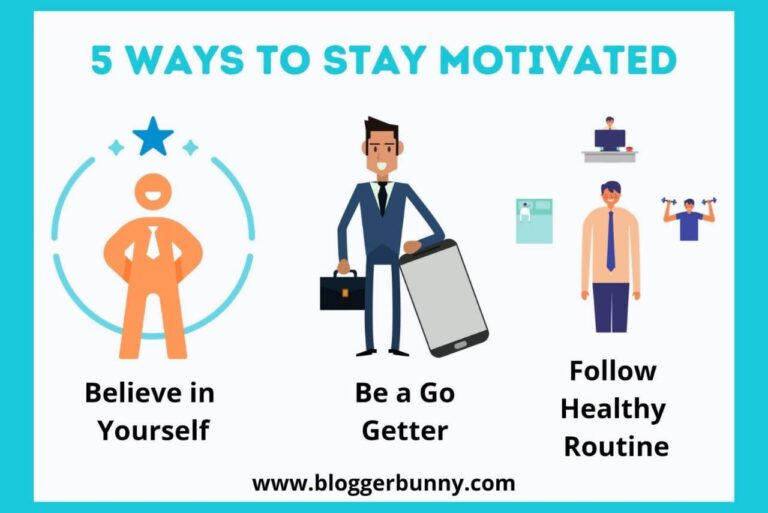 ways to stay motived as entrepreneurs