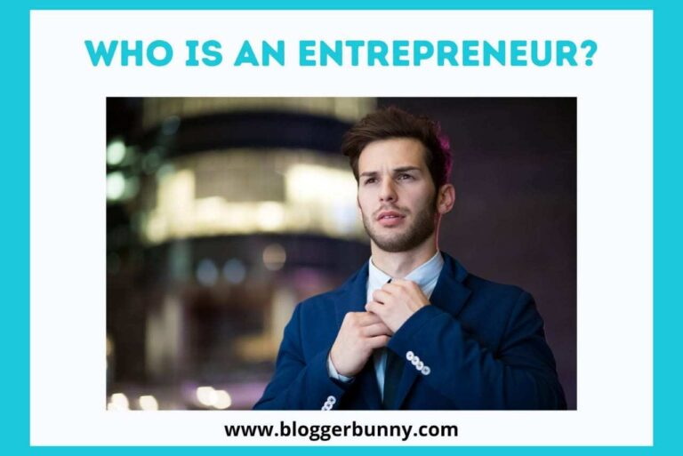 who is entrepreneur