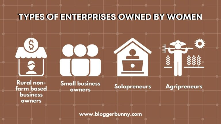 enterprises owned by women