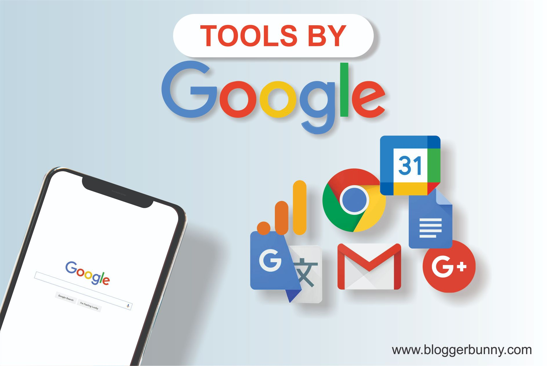 10 Free and Useful Tools On Google