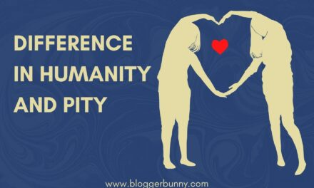 Humanity and Pity : What Is the Difference?