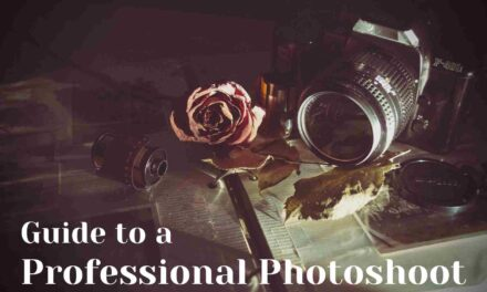 A Guide to a Professional Photoshoot