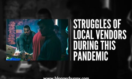 LOCAL VENDORS Struggle Lot To Survive Through The Pandemic