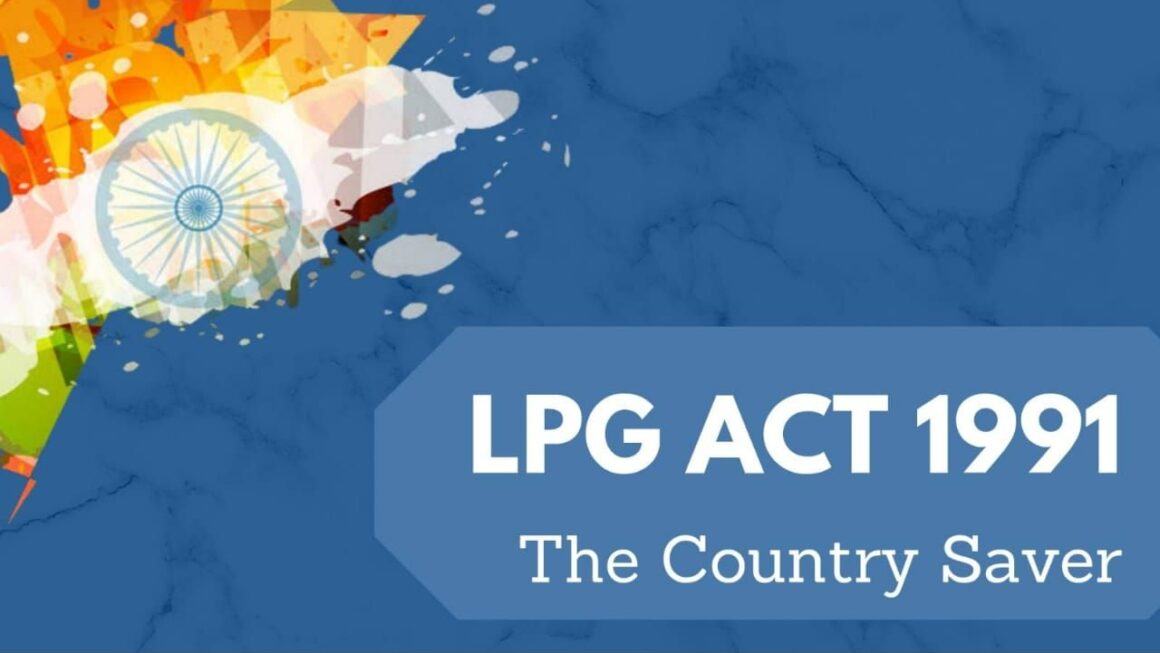 LPG ACT 1991 – The Country Saver